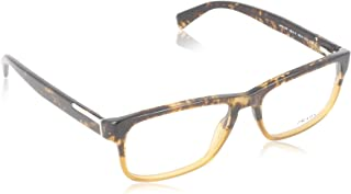 Prada PR07PV Eyeglasses-RO4/1O1 Spotted Brown/Matte Brown-56mm