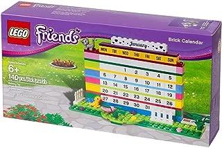 LEGO Friends Brick Calendar