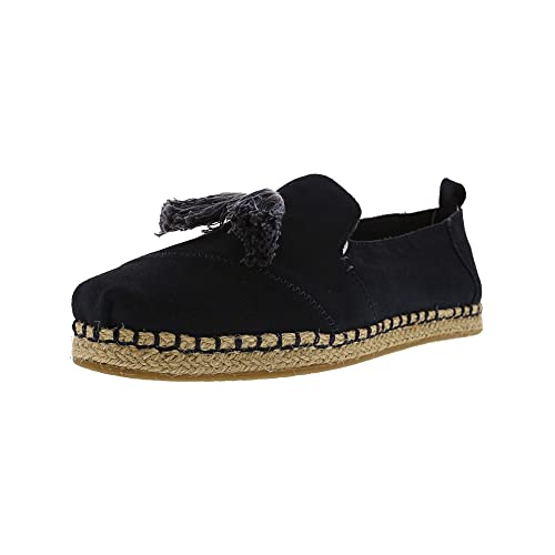 TOMS Womens, Deconstructed Alpargatas Slip on Shoes