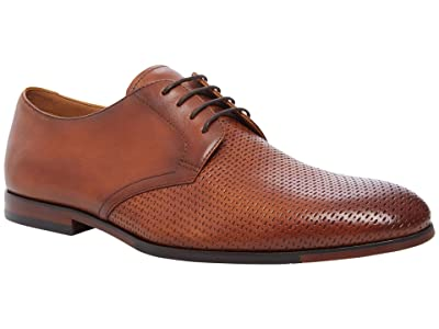 Steve Madden Elixer Oxford (Cognac Leather) Men
