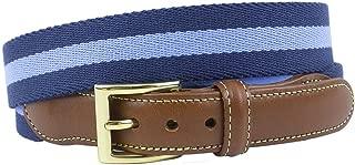 navy surcingle belt