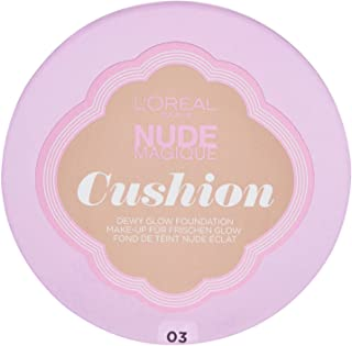 L'Oréal Paris Nude Magique Cushion Foundation Vanilla