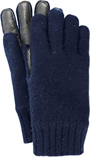 UGG Mens Knit Glove Leather Palm