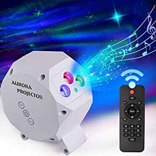 GalaxyPro™ Star Projector, Galaxy Projector Lamp with LED Nebula Cloud Kids Baby Living Bedroom Night Light Projector Buil...