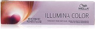 لون الشعر الدائم من ويلا إيلومينا كولور 8 1 لون أشقر فاتح للجنسين، 2 أونصة