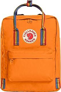 Bolsa y Mochila FJALLRAVEN, Azul (Burnt Orange - Rainbow Pattern) F23620