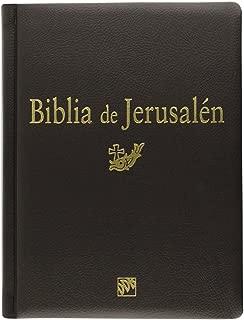 Biblia de Jerusalén, 4ª ed. : modelo 2
