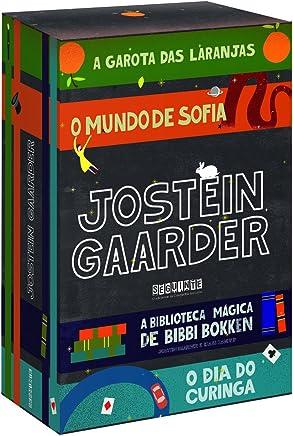 Nova caixa Gostei Gardner - 4 títulos
