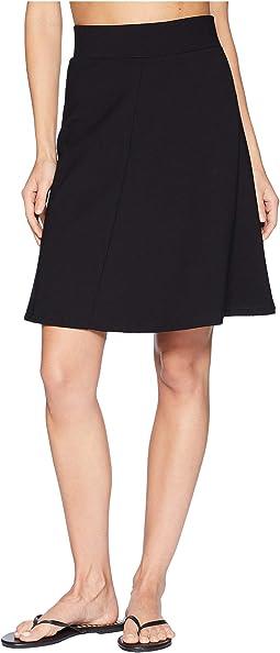 Geneva Ponte Skirt
