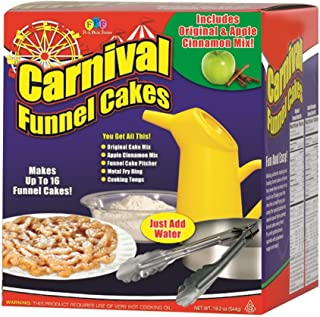 Best funnel cake accessories Reviews