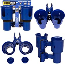 ROBOCUP 12 Colors, Best Cup Holder for Drinks, Fishing Rod/Pole, Boat, Beach Chair, Golf Cart, Wheelchair, Walker, IV, Drum Sticks, Microphone Stand