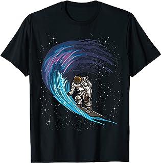 Surfeur de l'espace - Wave Rider Explorer T-Shirt