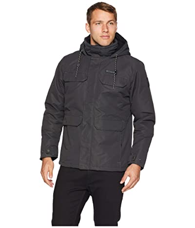 Columbia South Canyontm Lined Jacket (Shark/Black) Men