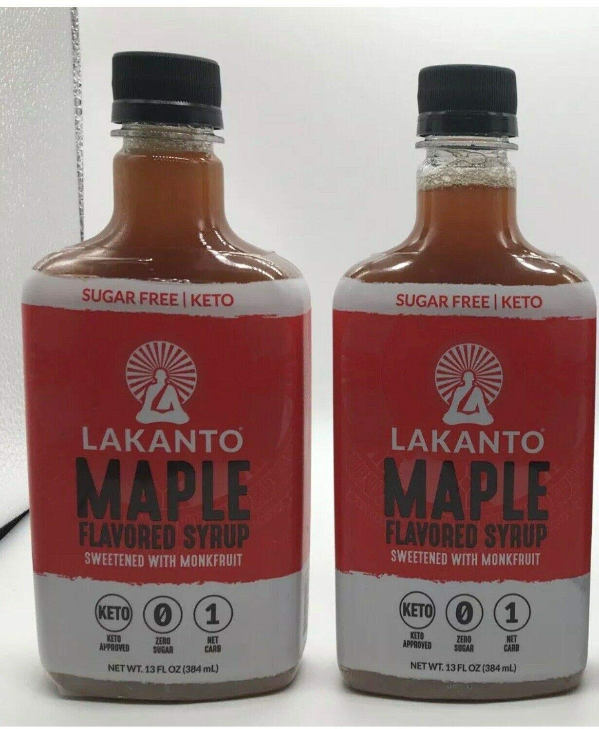 Jacksonville Mall Lakanto Maple Flavored Sugar-Free Syrup Pcs 13 2 oz Cheap mail order sales