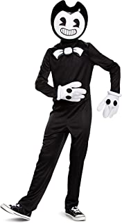 Disguise Bendy & The Ink Machine Classic Child Costume, Large (10-12)