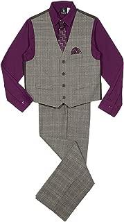 Boys' Four Piece Vest Set