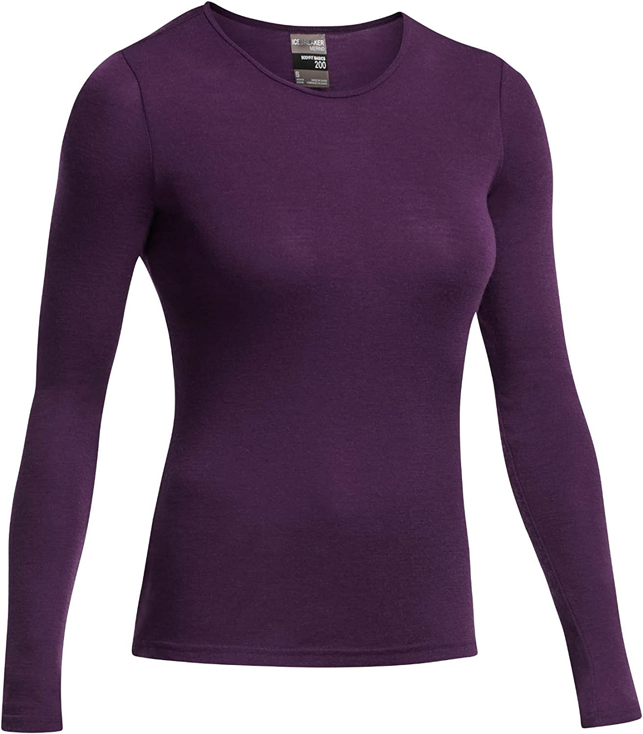Icebreaker Women's Everyday Long Sleeve Crewe