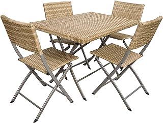 Scaramuzza Tavoli Da Giardino.Amazon It Scaramuzza Modo Set Di Mobili Arredamento Da