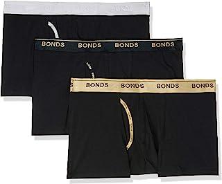 Bonds Men's Underwear Cotton Blend Guyfront Trunk