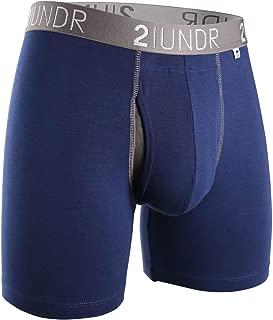 2UNDR Men's Swingshift Boxers