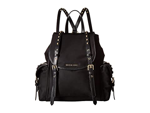 a285c7c27af31d MICHAEL Michael Kors Leila Small Flap Backpack at Zappos.com
