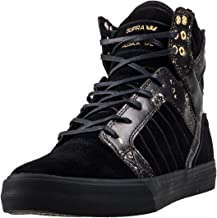 Best supra skytop gold black Reviews