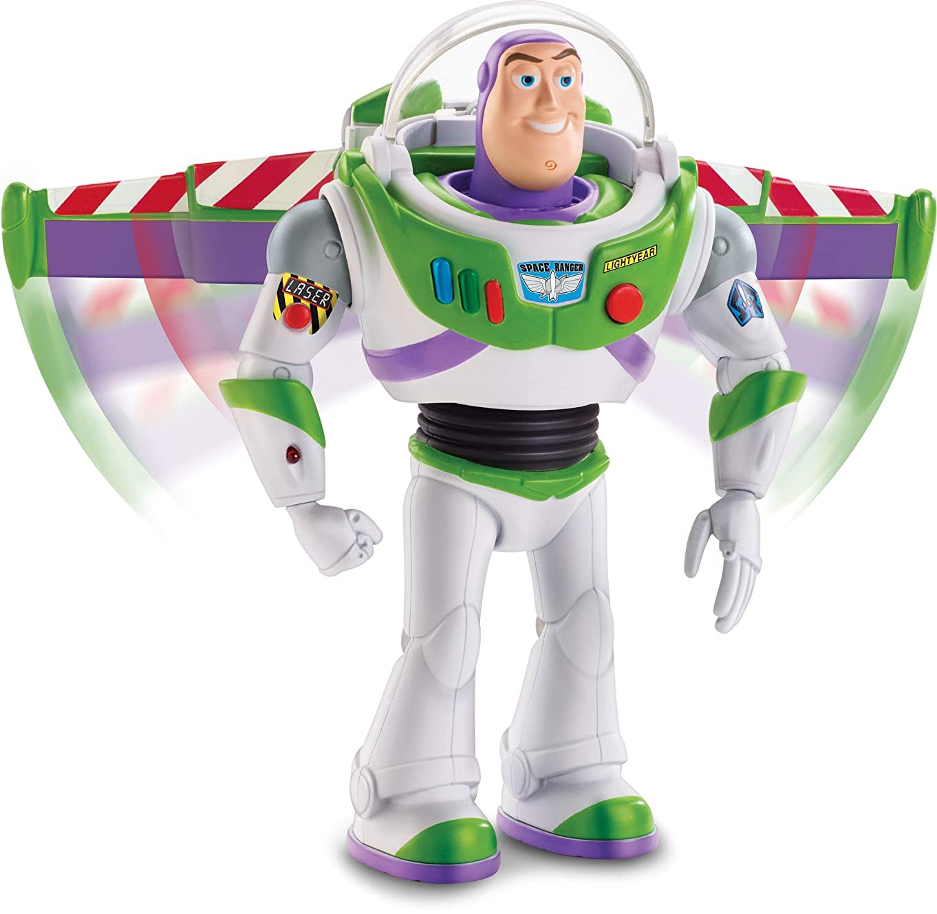 Toy Story Disney Pixar Ultimate Walking Buzz Lightyear, 7