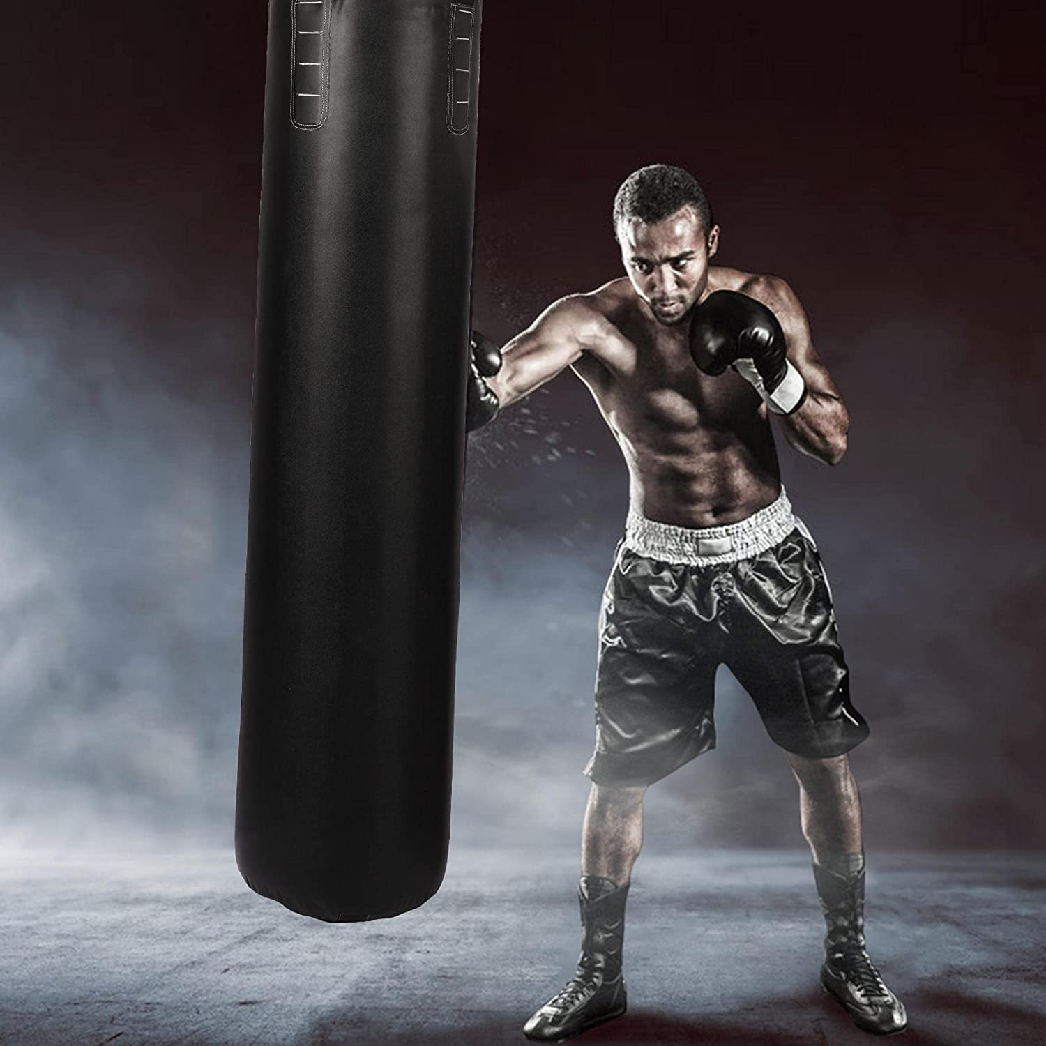 CHENTUO Punching Bag Outlet Cheap mail order specialty store SALE 44lbs 88lbs Heavy Set Filled Boxing M Kick