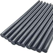 AleXanDer1 Lijmsticks 10 stks 11mm zwart hete smeltlijmstokken voor lijmpistool Auto Reparatie Gereedschap Auto Dent Paint...