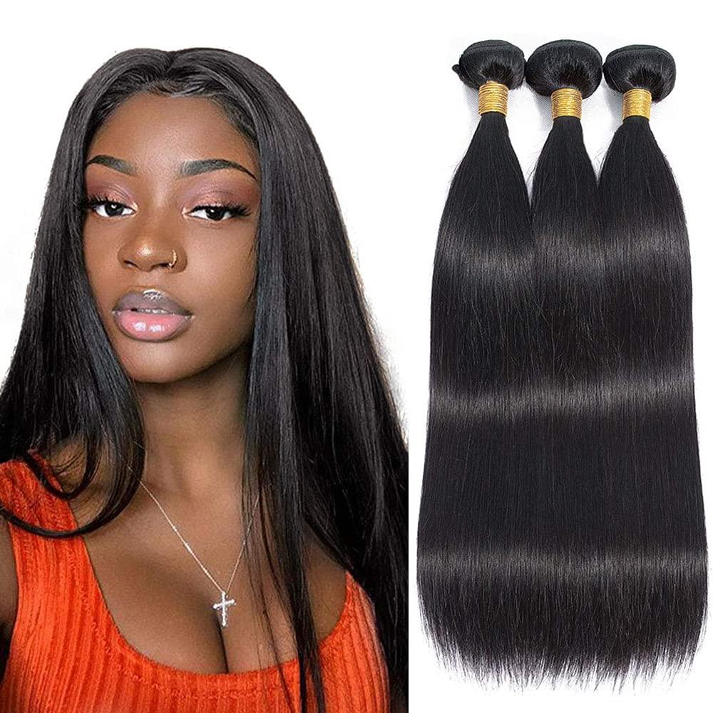 Su 2021 autumn and winter new Yuan 10A Grade Sale Special Price Brazilian Straight 100% Hair Virgin 3 Bundles
