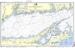 NOAA Chart 12354: Long Island Sound Eastern part