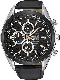 Seiko Men Chronograph Watch - SSB183P1