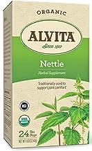 Alvita - Organic Nettle Tea Caffeine Free - 24 Tea Bags