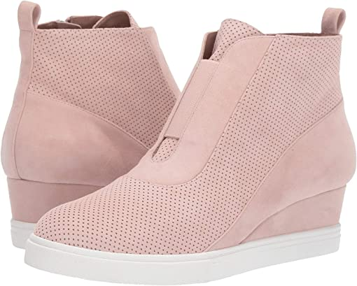 Blush Perf Suede