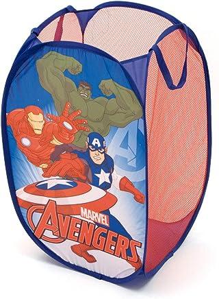 Polyester 75/x 45/x 1/cm multicoloured Arditex Avengers Licensed Fleece Non-Slip Childrens Rug 45/x 75/cm