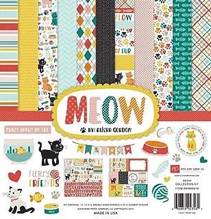 Best cat scrapbook paper Reviews