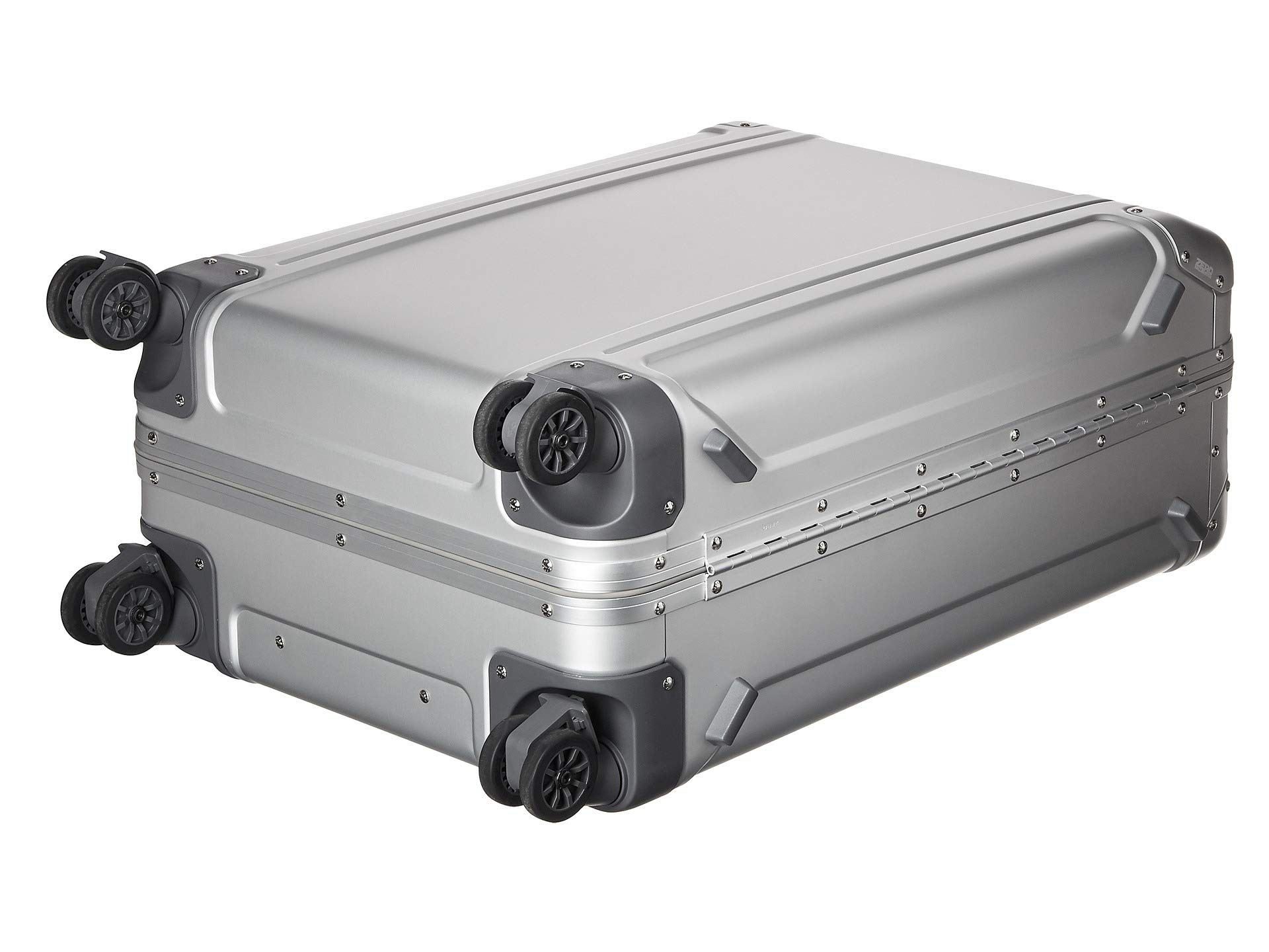Spinner 3 Halliburton Zero 0 Aluminum Geo Silver 24