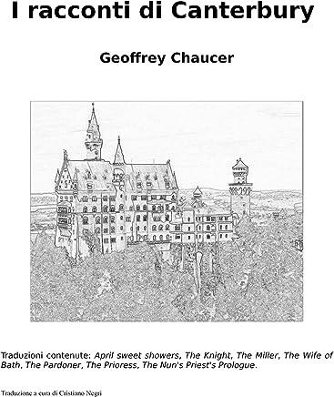 I racconti di Canterbury: Traduzione di passi scelti
