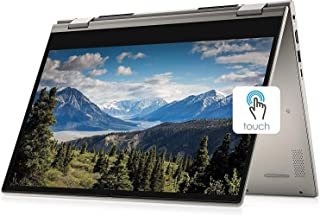 لاب توب ديل انسبايرون 5406 - 2 في 1 - الجيل 11 انتل كور i5-1135G7، RAM 8 جيجابايت، 256 جيجابايت PCIe NVMe M.2 SSD، شاشة 14...