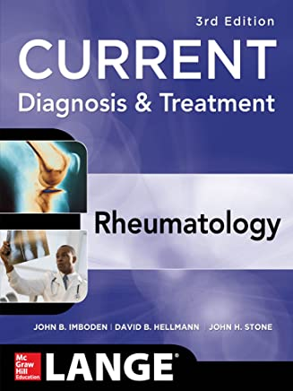 Current Diagnosis & Treatment in Rheumatology, Third Edition (LANGE CURRENT Series) (English Edition)