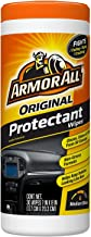 Armor All 17496C Car Interior Cleaner & Protectant Wipes 30 Count Cleaning for Cars & Truck & Motorcycle