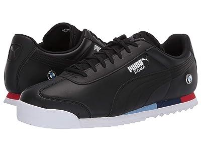 PUMA BMW MMS Roma (Puma Black/Puma Black) Men
