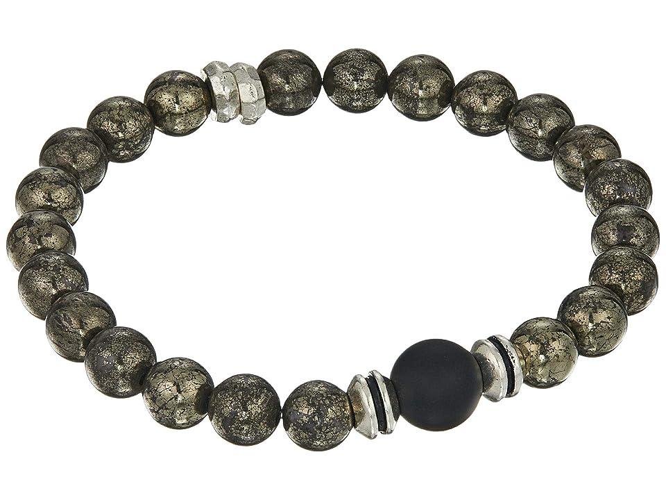 Dee Berkley - Dee Berkley Be Strong Pyrite Gemstone Bracelet