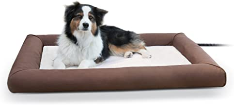 Best heated dog bed large Reviews