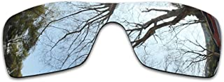 ToughAsNails Polarized Lens Replacement for Oakley Batwolf OO9101 Sunglass - More Options