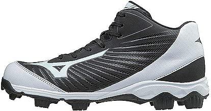 Mizuno (MIZD9) Men's 9-Spike Advanced Franchise 9 Molded Cleat-Mid Baseball Shoe