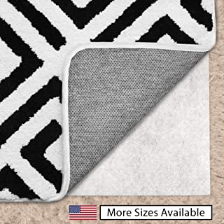Gorilla Grip Original Area Rug Gripper Pad for Carpeted Floors, Made in USA, 3 FT x 5 FT, Helps Reduce Shifting and Bunching Many, Pads Provide Thick Cushion Under Rugs Over Carpet