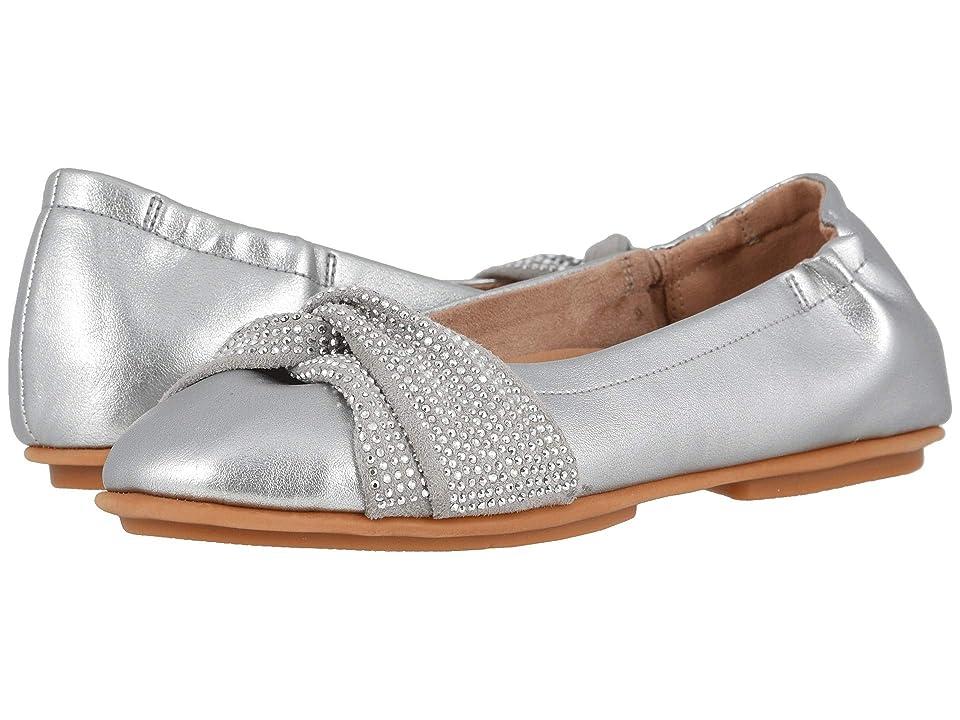 FitFlop Twiss Crystal (Silver) Women