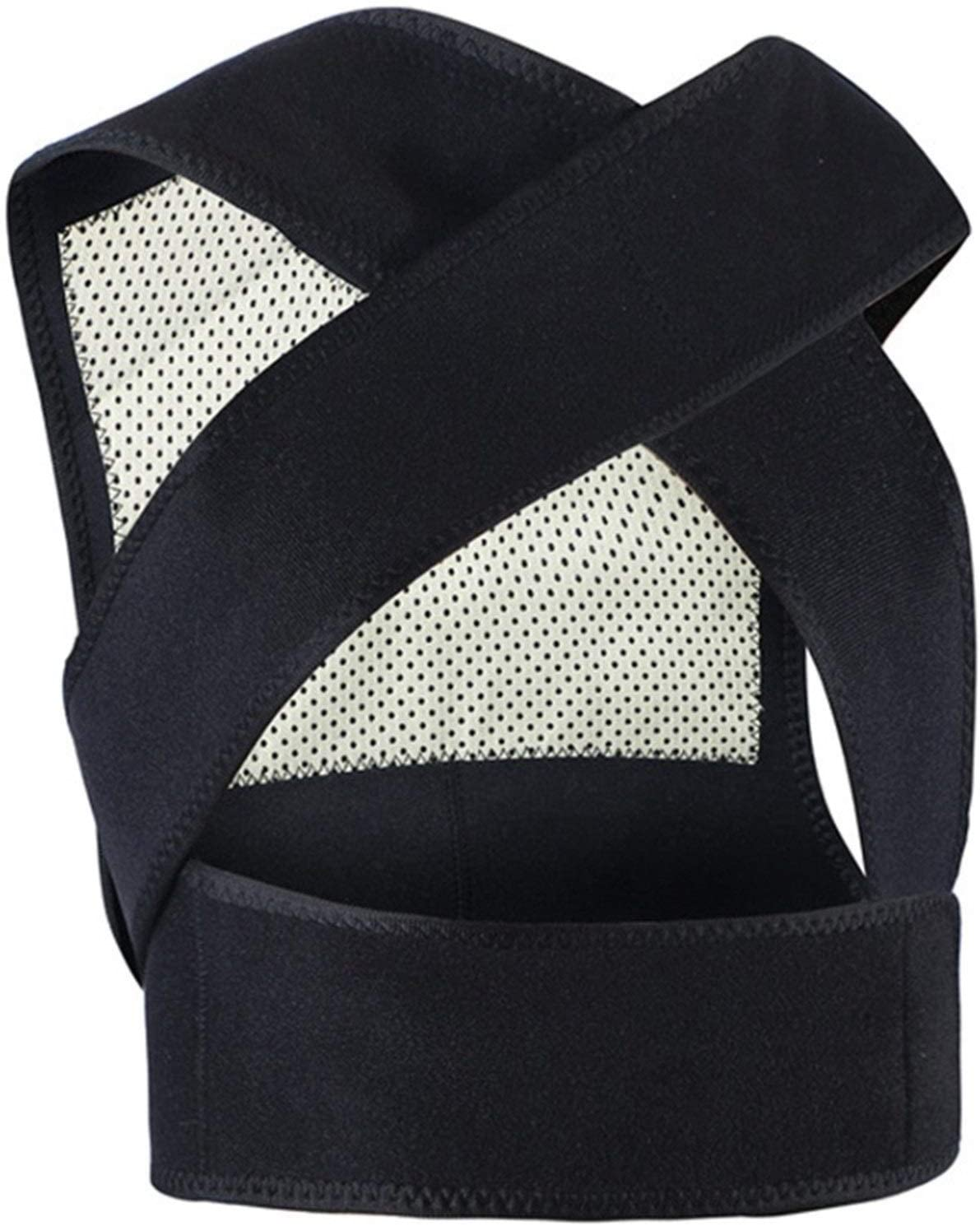 DSMYYXGS 1Pcs quality assurance Tourmaline Self-Heating Japan Maker New Belt Shoulde Support Brace
