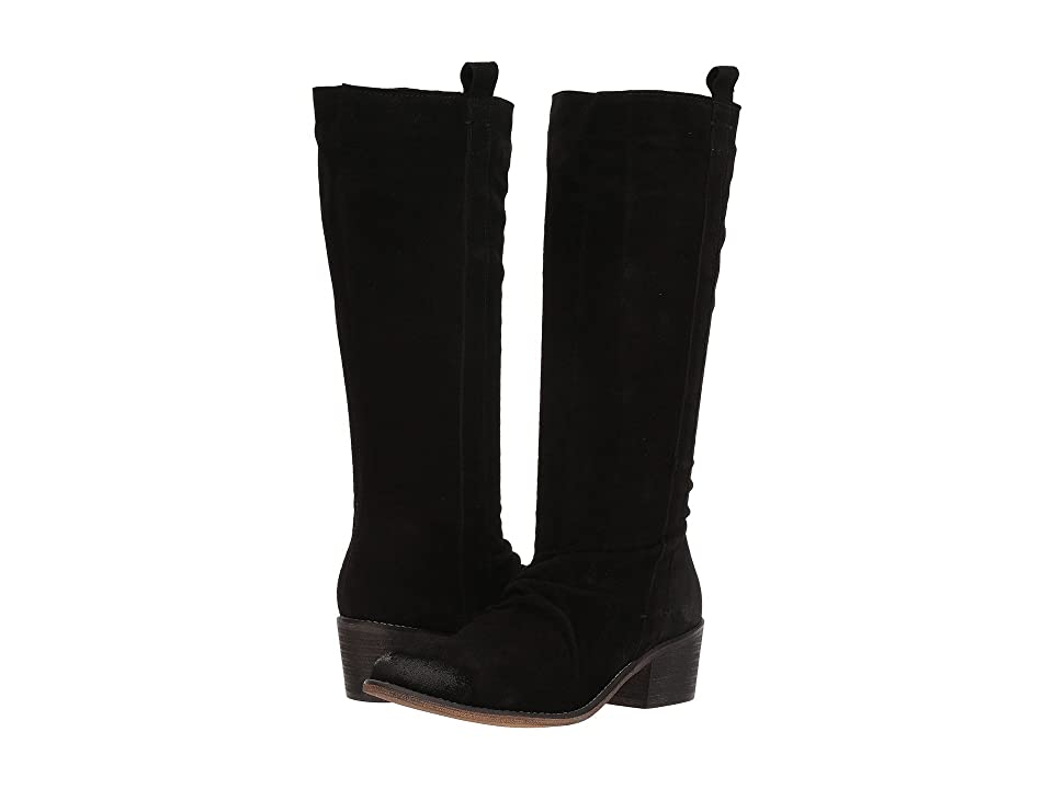 Musse&Cloud Kandyboot (Black Leather) Women